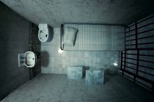 Jail-toilet